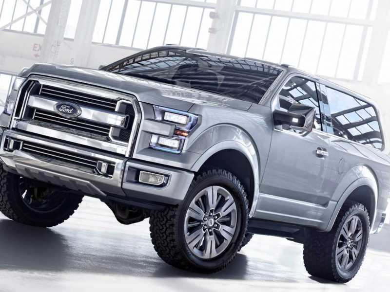 52 The Best 2020 Ford Svt Bronco Raptor Overview | Review ...