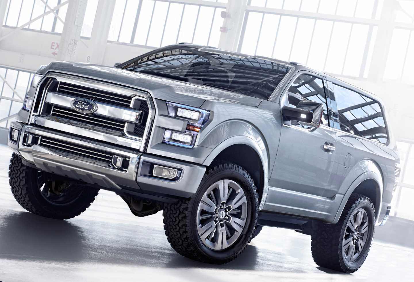 52 The Best 2020 Ford Svt Bronco Raptor Overview