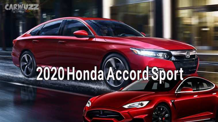 52 The Best 2020 Honda Accord Sport New Review