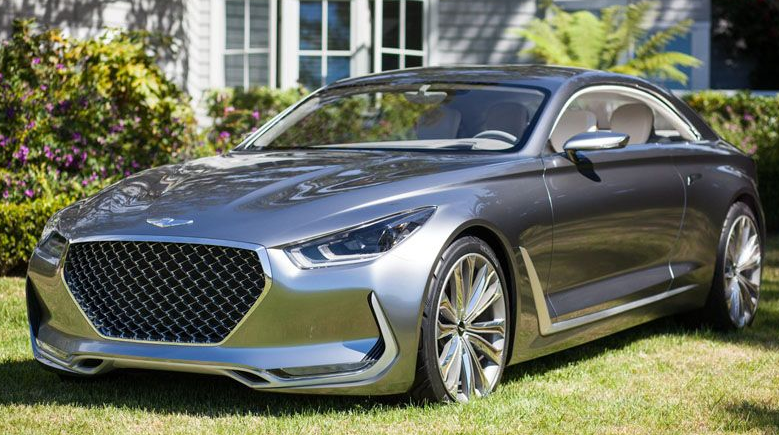 52 The Best 2020 Hyundai Genesis Coupe Redesign And Concept