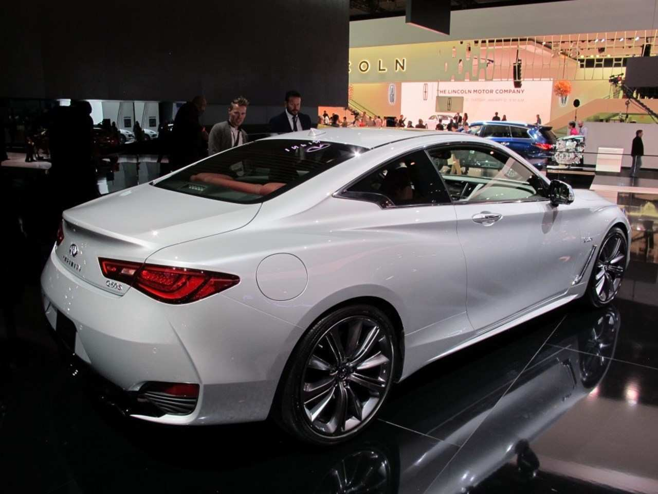 52 The Best 2020 Infiniti Q60 Price Pricing