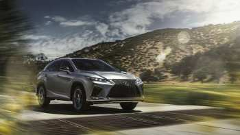 52 The Best 2020 Lexus RX 450h Price and Review