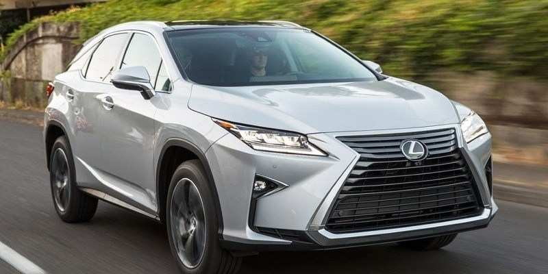 52 The Best 2020 Lexus Rx 350 F Sport Suv Rumors