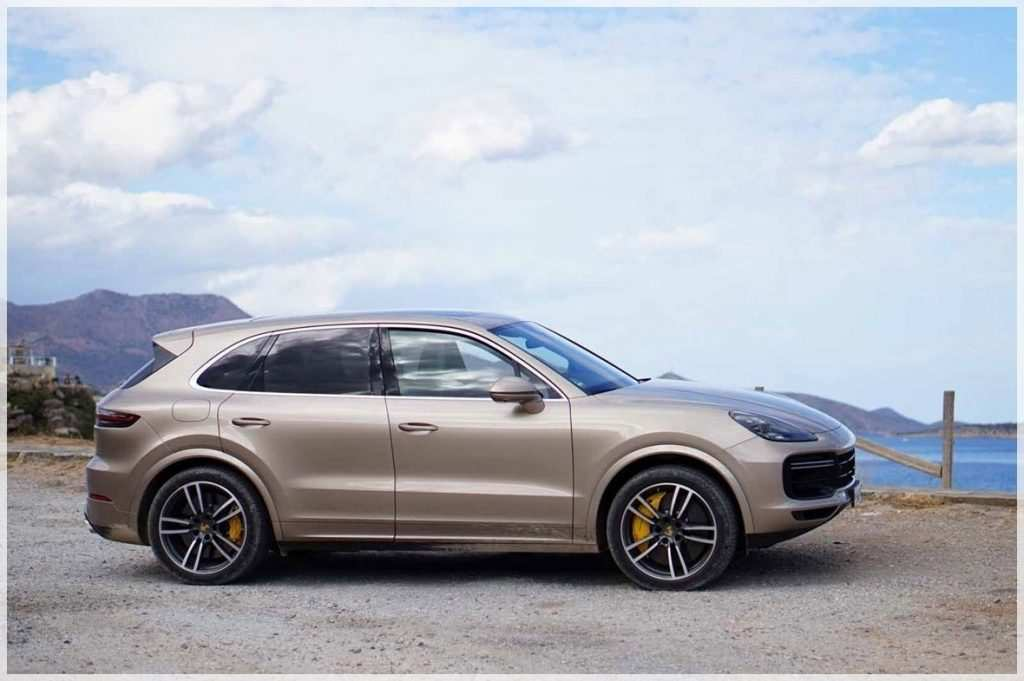 52 The Best 2020 Porsche Cayenne Turbo S Release Date And Concept