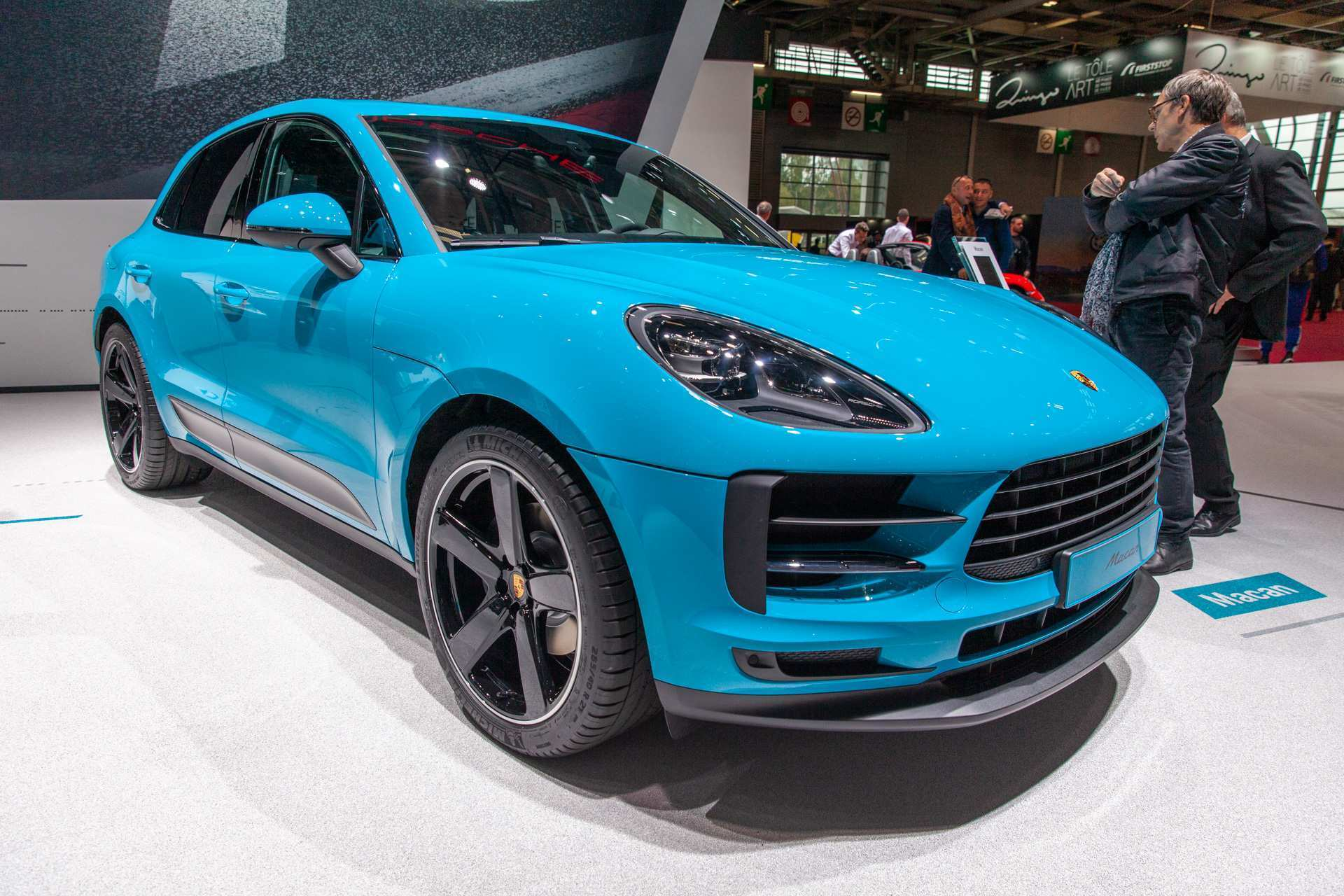 52 The Best 2020 Porsche Macan Release