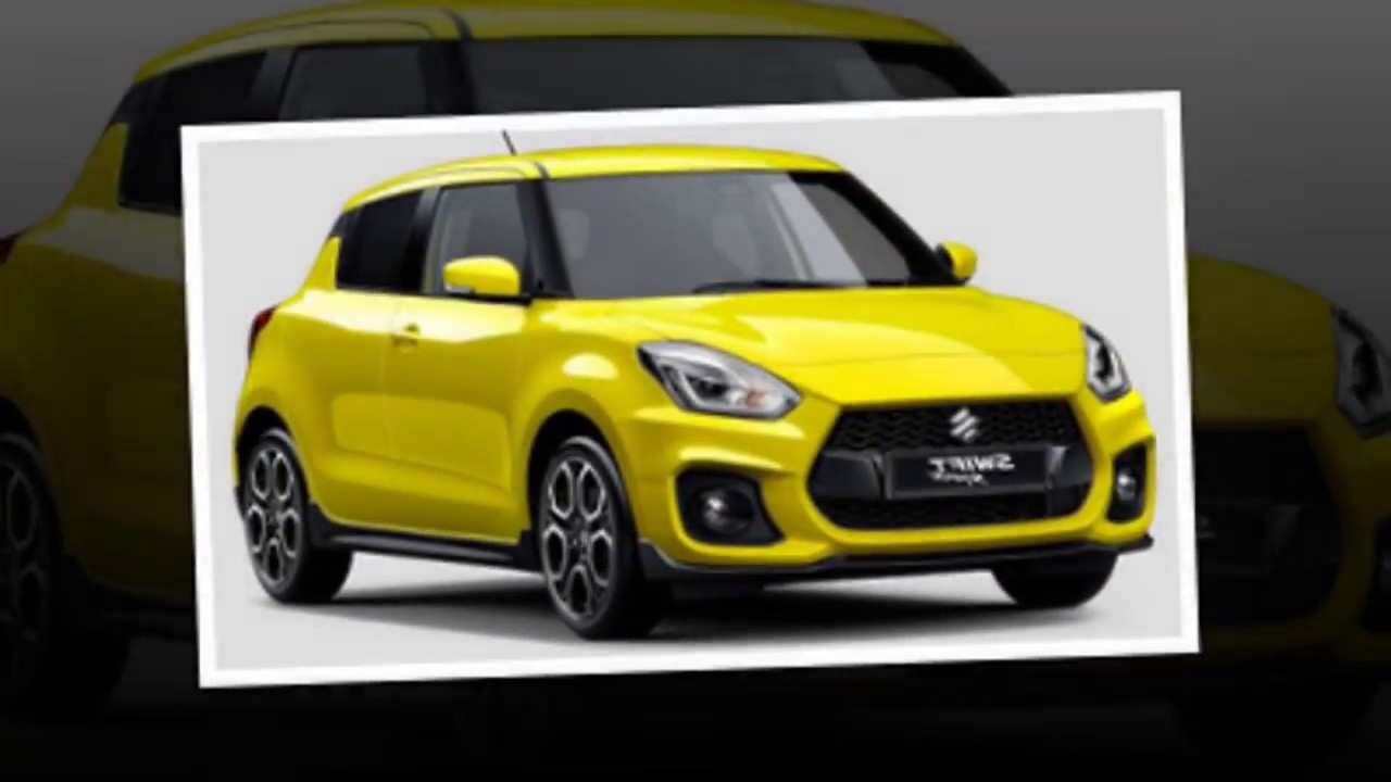 52 The Best 2020 Suzuki Swift Specs And Review