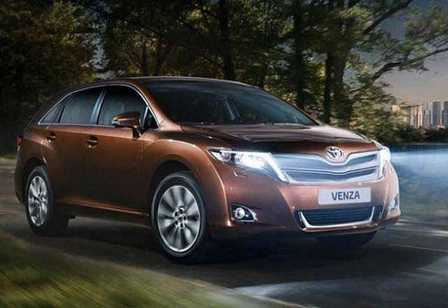 52 The Best 2020 Toyota Venza Pictures