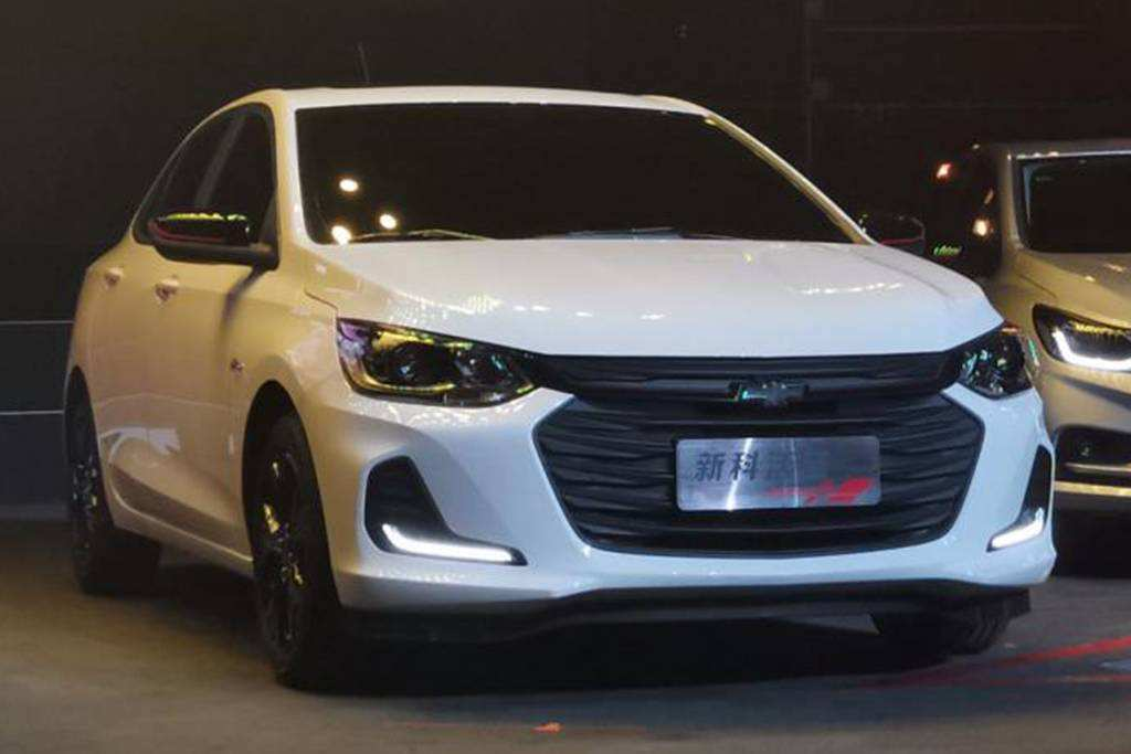 52 The Best Chevrolet Prisma 2020 China Spy Shoot