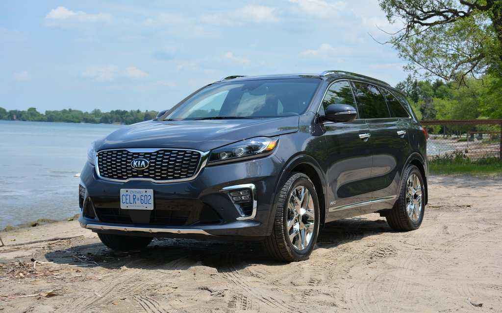 52 The Best Kia Sorento 2019 Video Review And Release Date