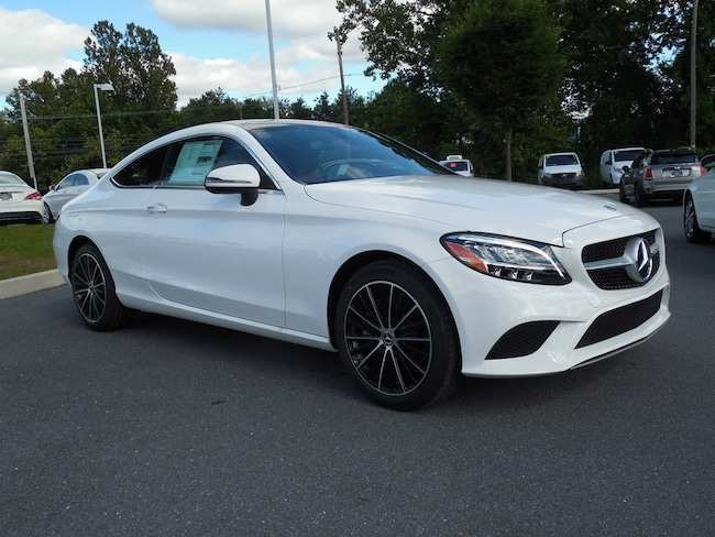 52 The Best Mercedes C Class Coupe 2019 Release