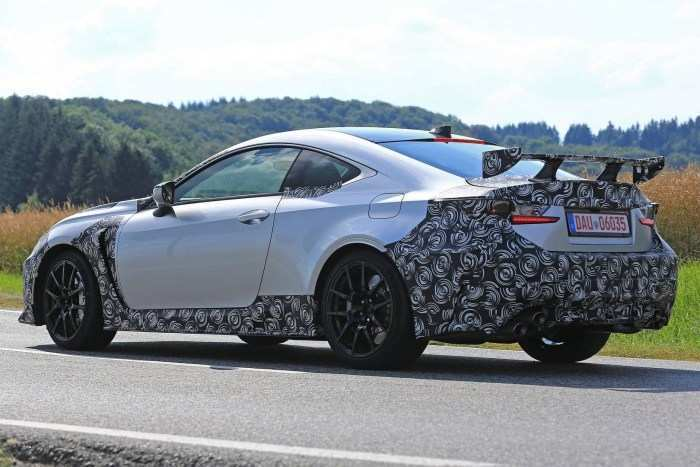 52 The Best Rcf Lexus 2019 Release