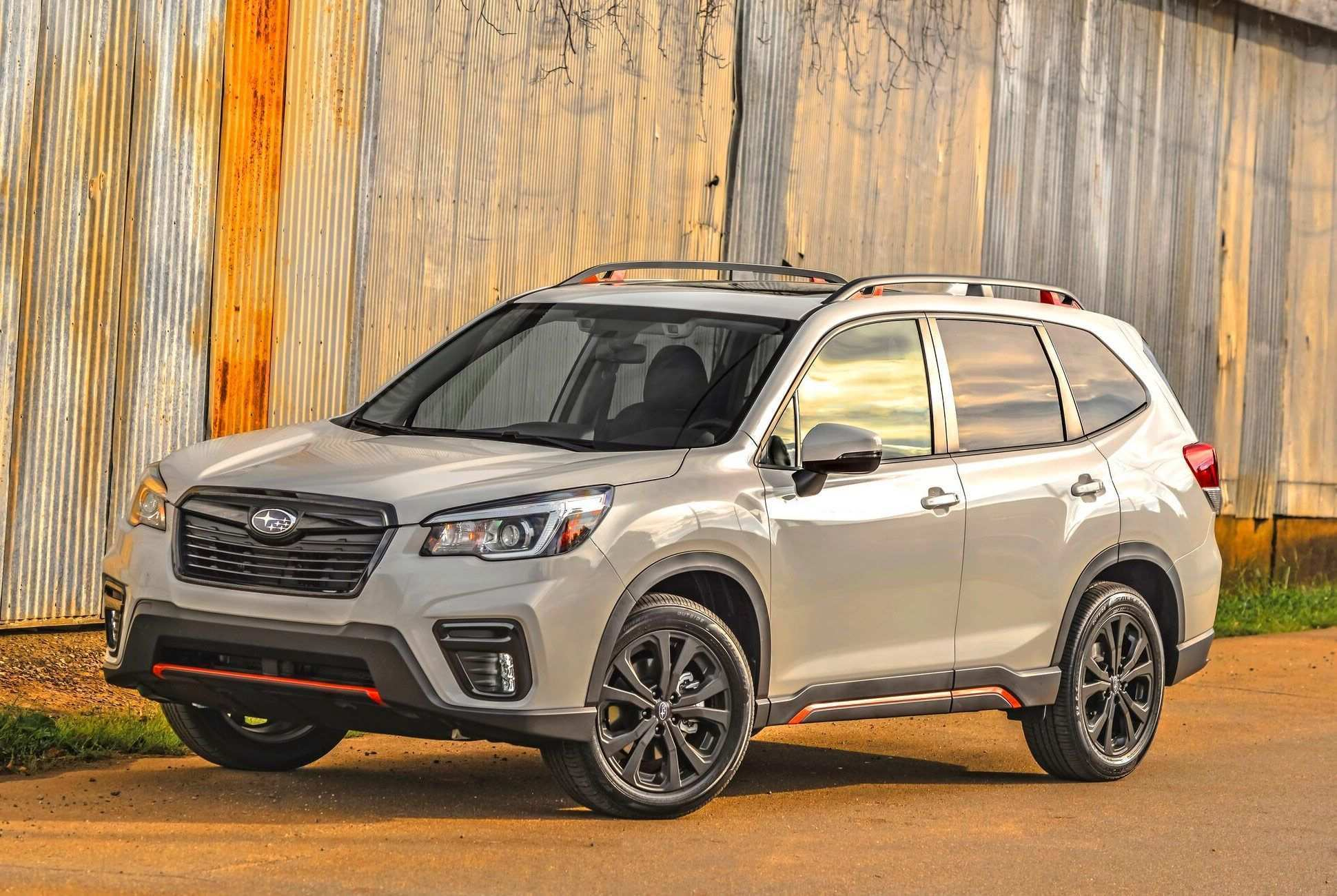 52 The Best Subaru Forester 2019 Ground Clearance New Concept