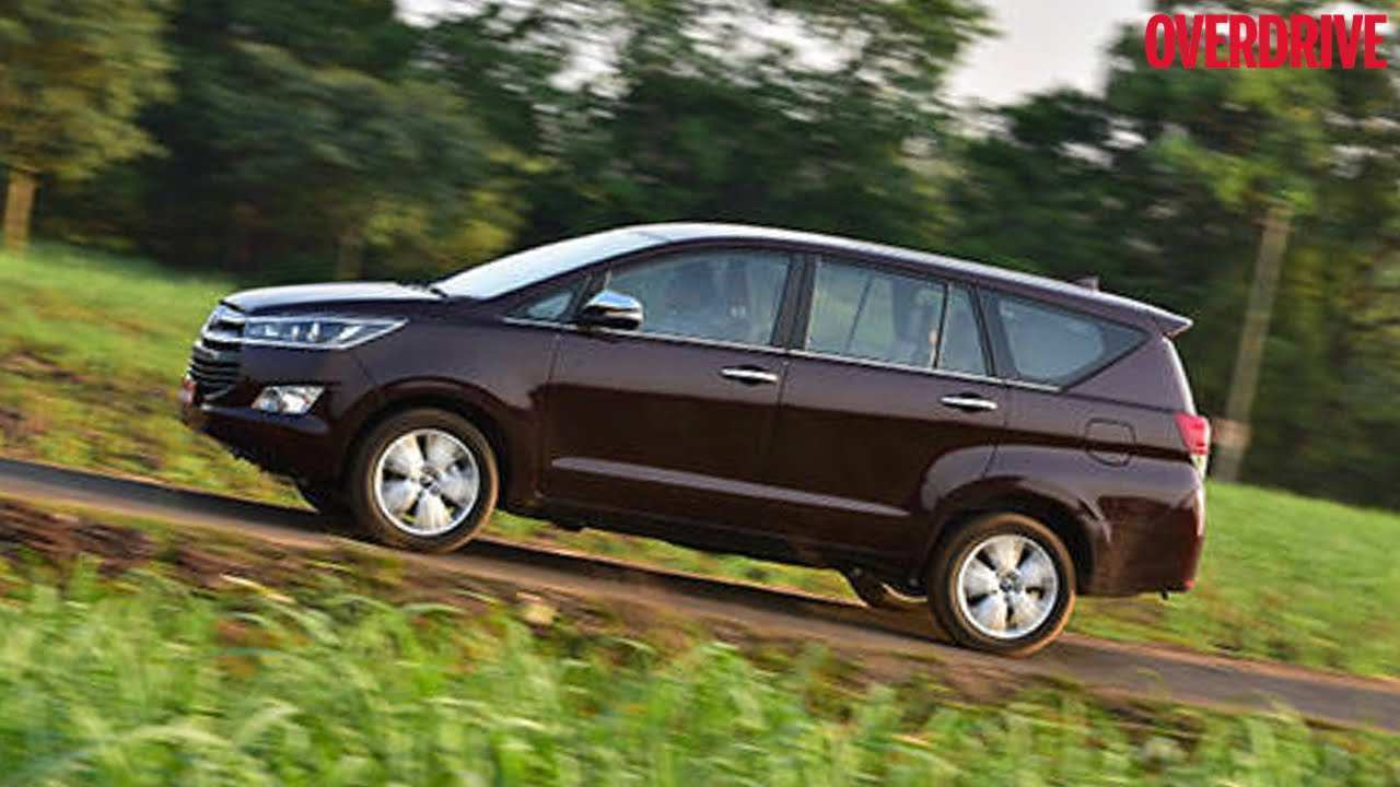 52 The Best Toyota Innova Crysta 2020 India Exterior And Interior