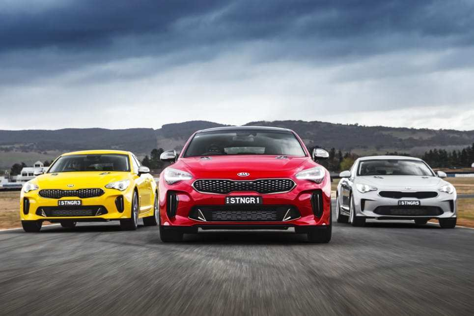 52 The Kia Lineup 2019 Review And Release Date
