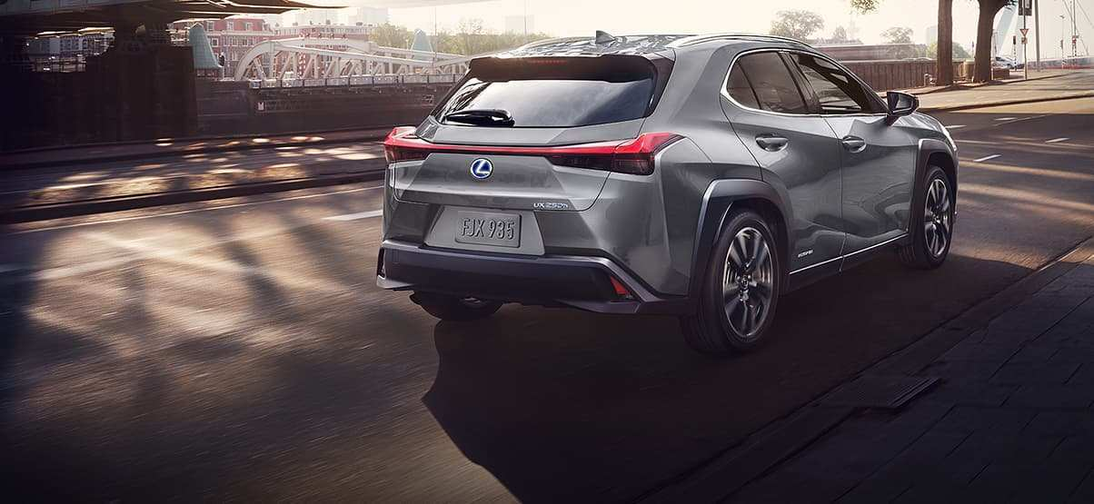 52 The Lexus 2019 Ux Overview