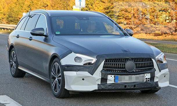 52 The Mercedes E Class Facelift 2019 Redesign