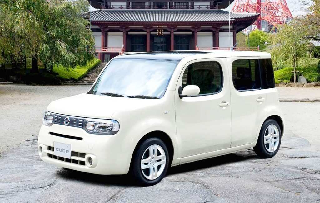 52 The Nissan Cube 2019 Research New