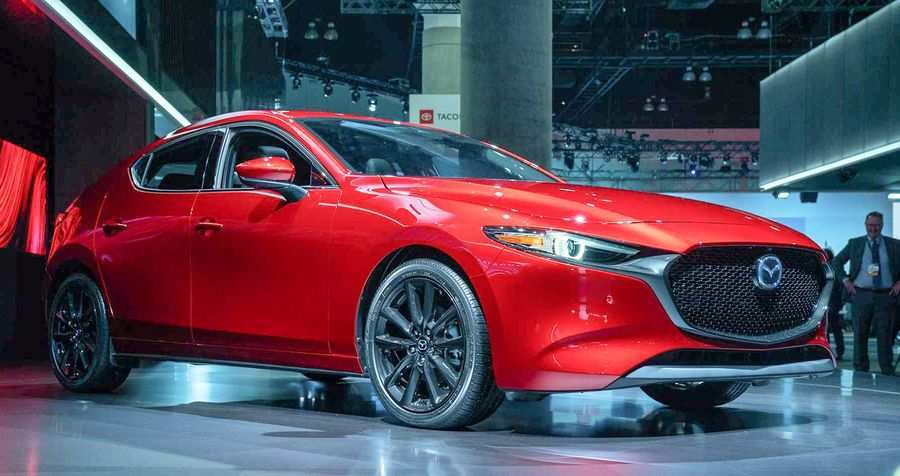 52 The Xe Mazda 3 2019 First Drive