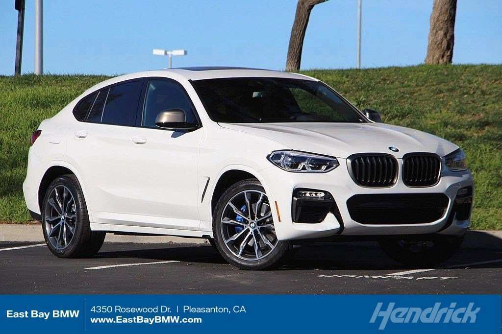 53 A 2019 BMW X4 New Model And Performance
