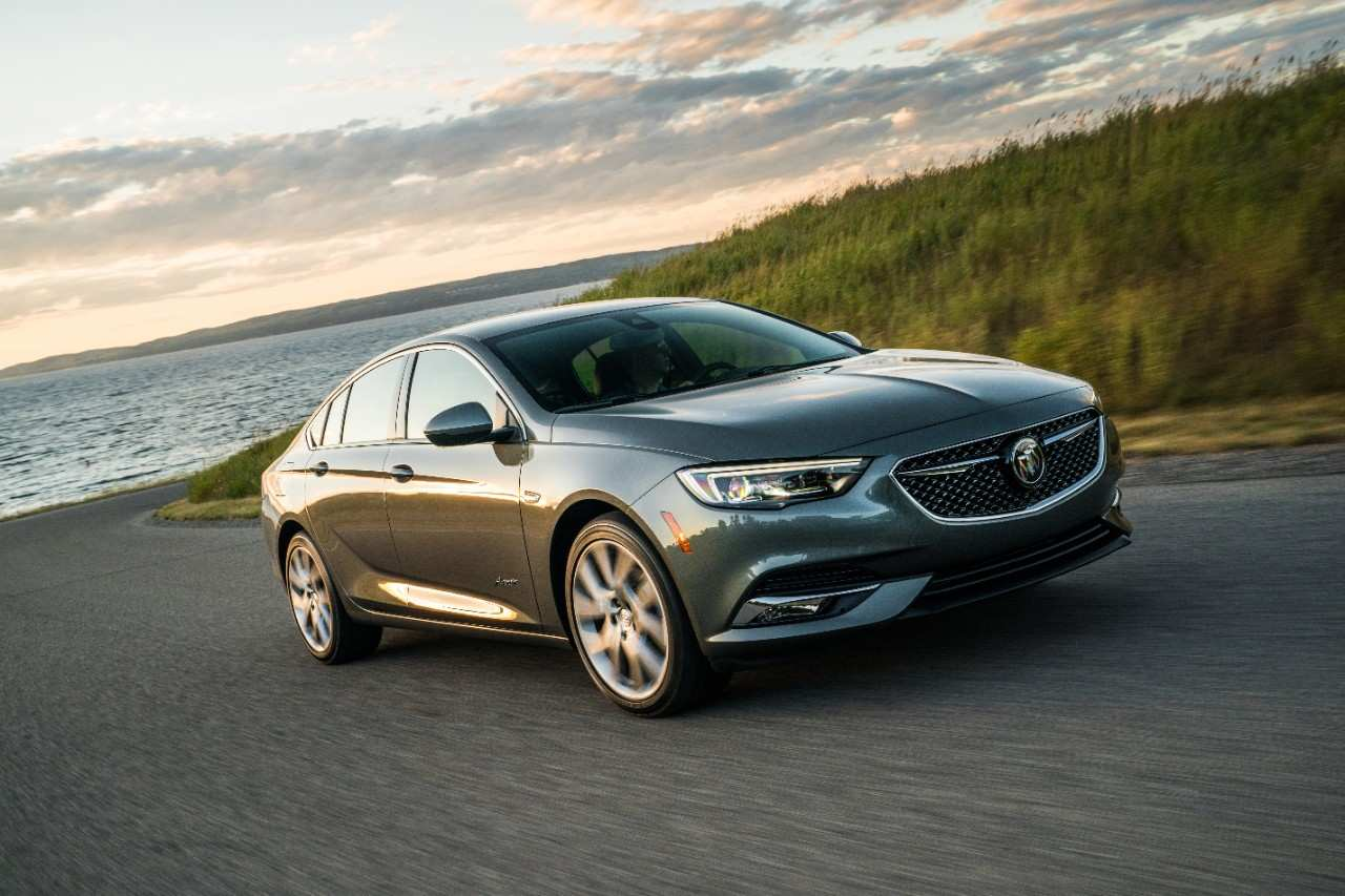 53 A 2019 Buick LaCrosse Redesign