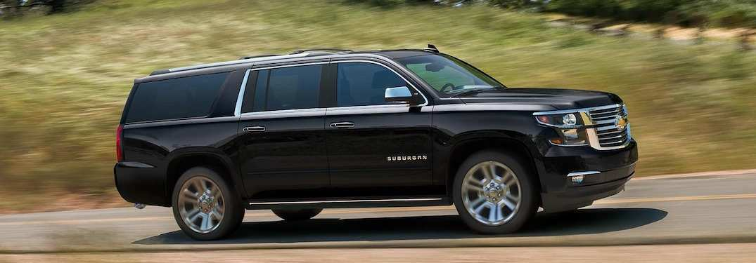 53 A 2019 Chevrolet Suburban Spesification
