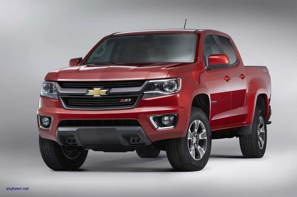 53 A 2019 Chevy Colorado Going Launched Soon Release Date