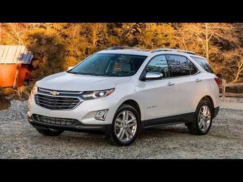 53 A 2019 Chevy Equinox Engine