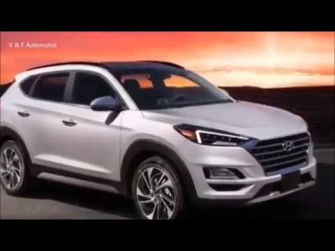 53 A 2019 Hyundai Ix35 Exterior And Interior