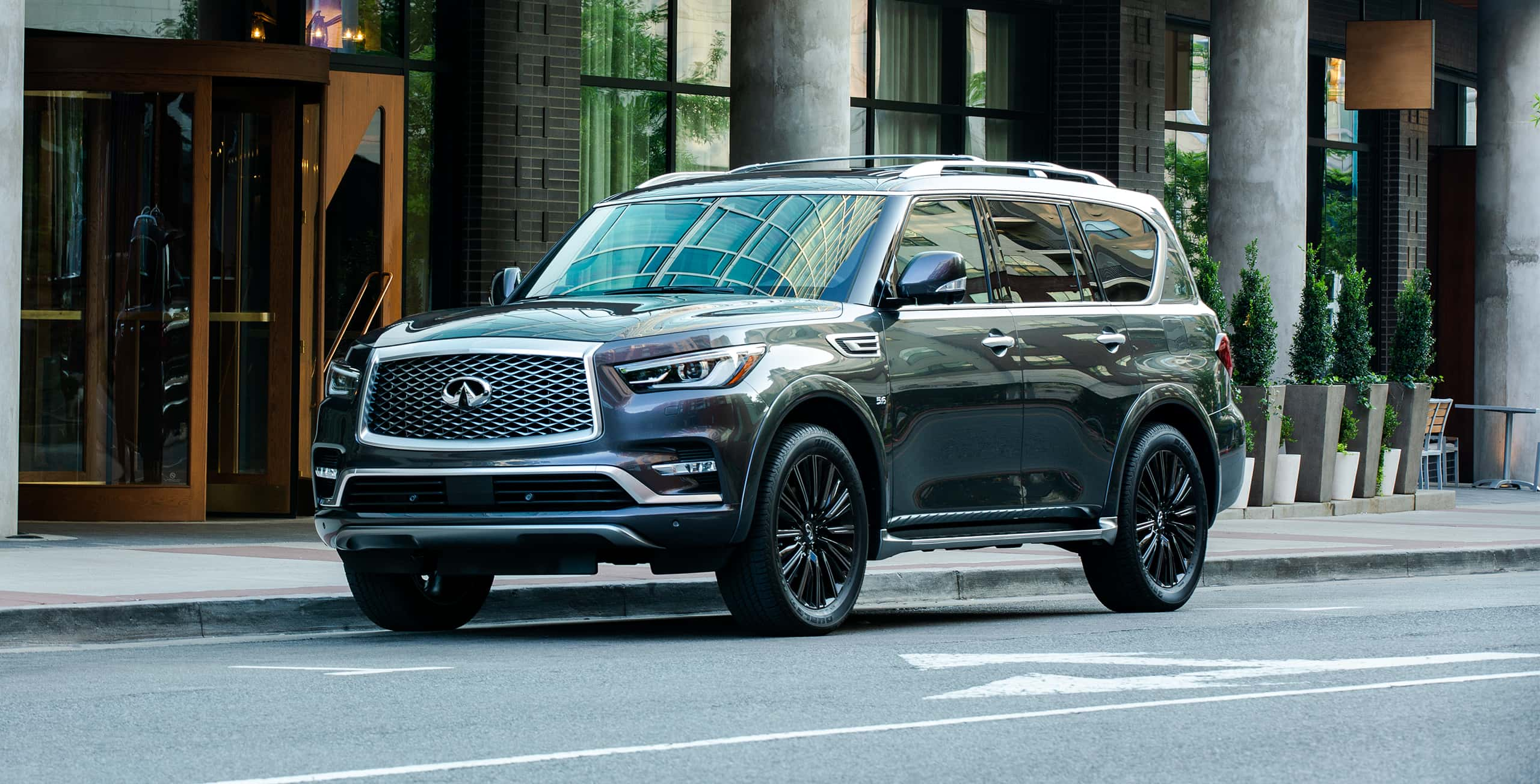 53 A 2019 Infiniti Qx80 Suv Ratings
