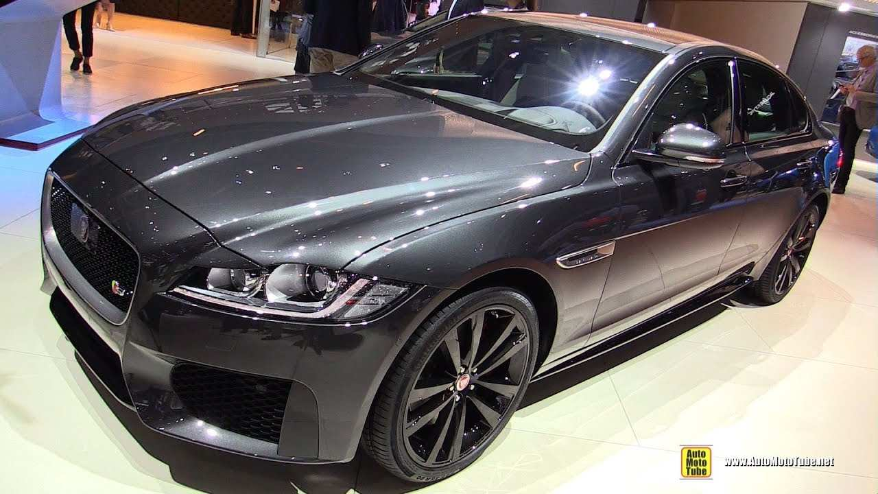53 A 2019 Jaguar XF Release Date And Concept