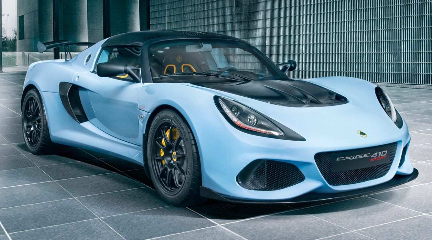 53 A 2019 Lotus Elises Overview