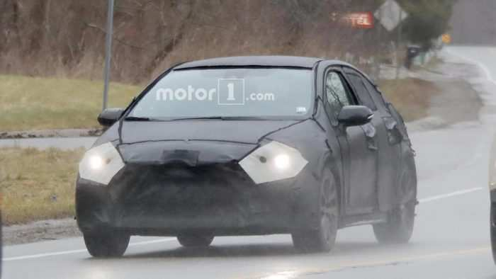 53 A 2019 New Toyota Avensis Spy Shots Redesign And Concept