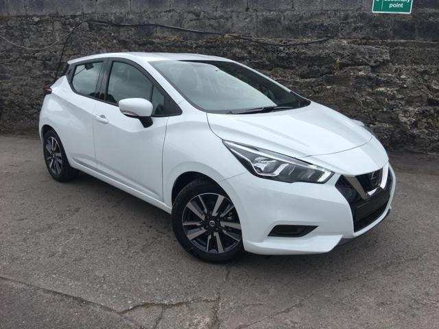 53 A 2019 Nissan Micra Research New