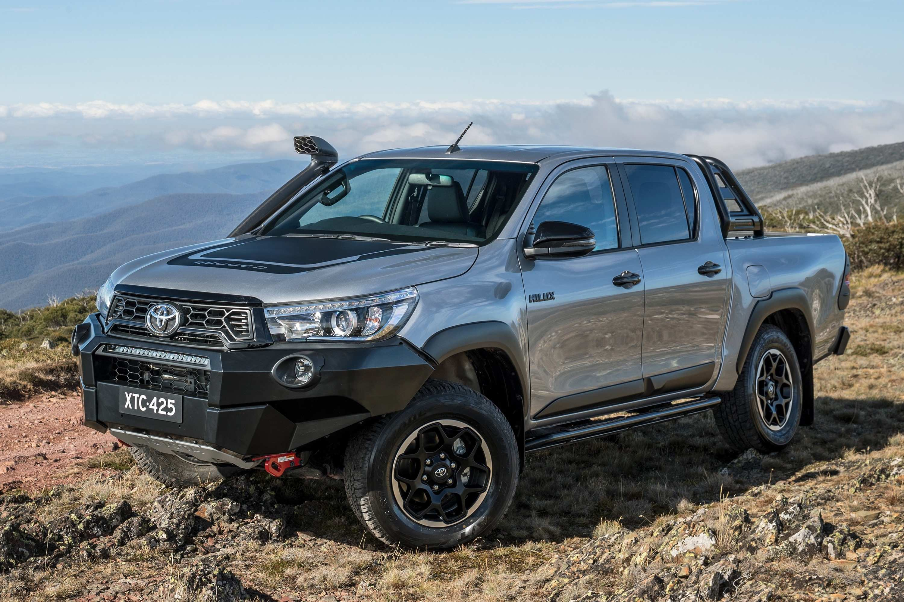 53 A 2019 Toyota Hilux Pricing