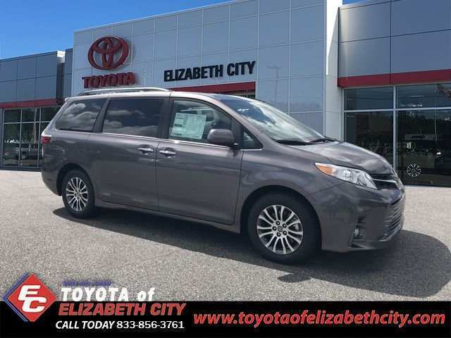 53 A 2019 Toyota Sienna Research New