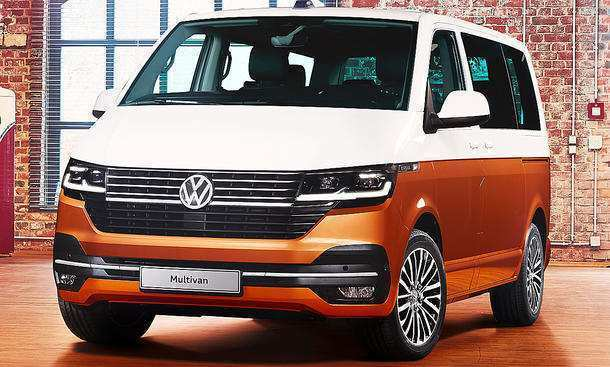 53 A 2019 VW Bulli Review And Release Date