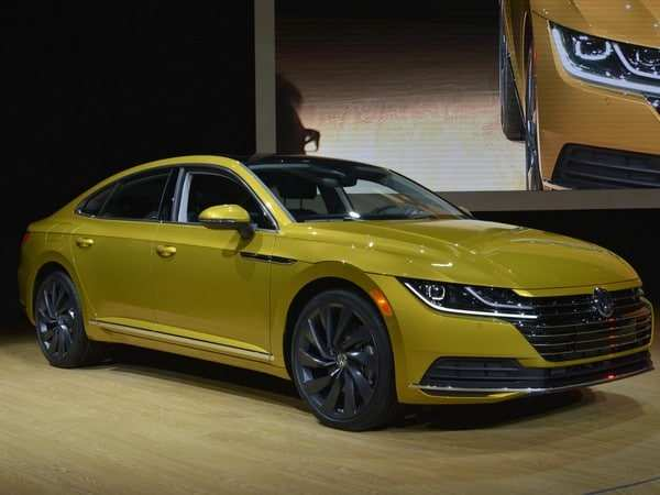 53 A 2019 Volkswagen CC Redesign And Concept
