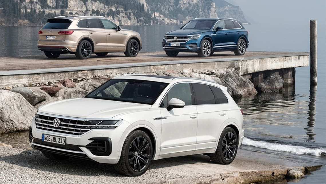 53 A 2019 Volkswagen Touareg Research New