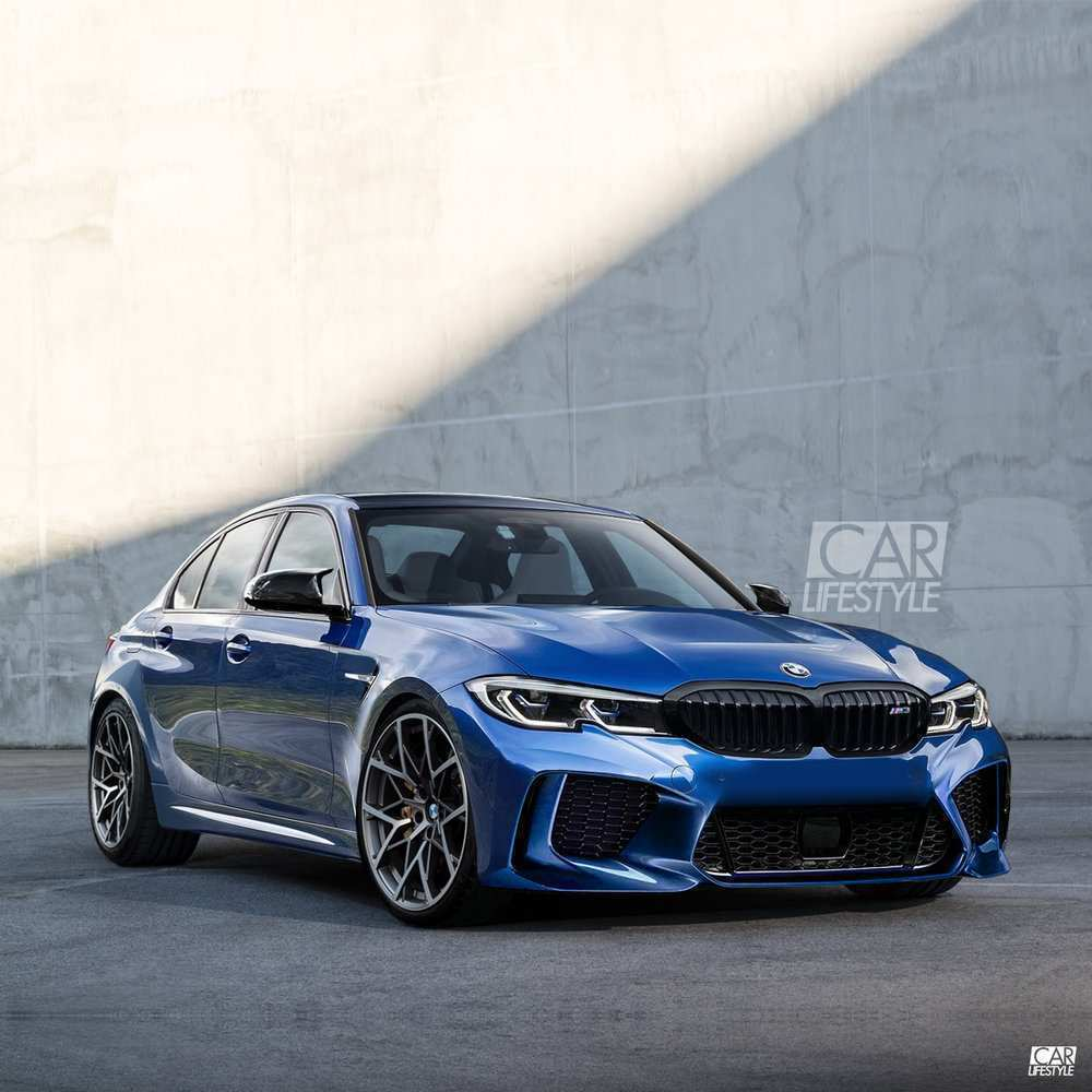 53 A 2020 BMW M3 Spesification