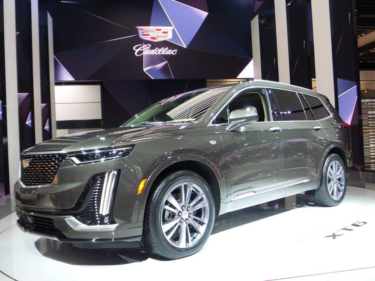 53 A 2020 Cadillac XT5 Picture