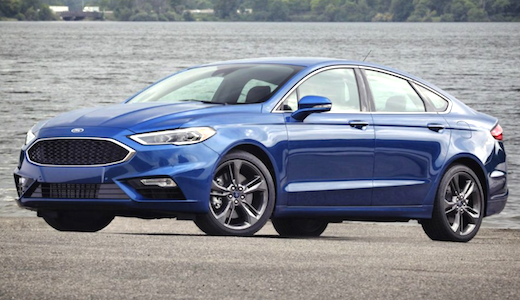 53 A 2020 Ford Fusion Energi Ratings
