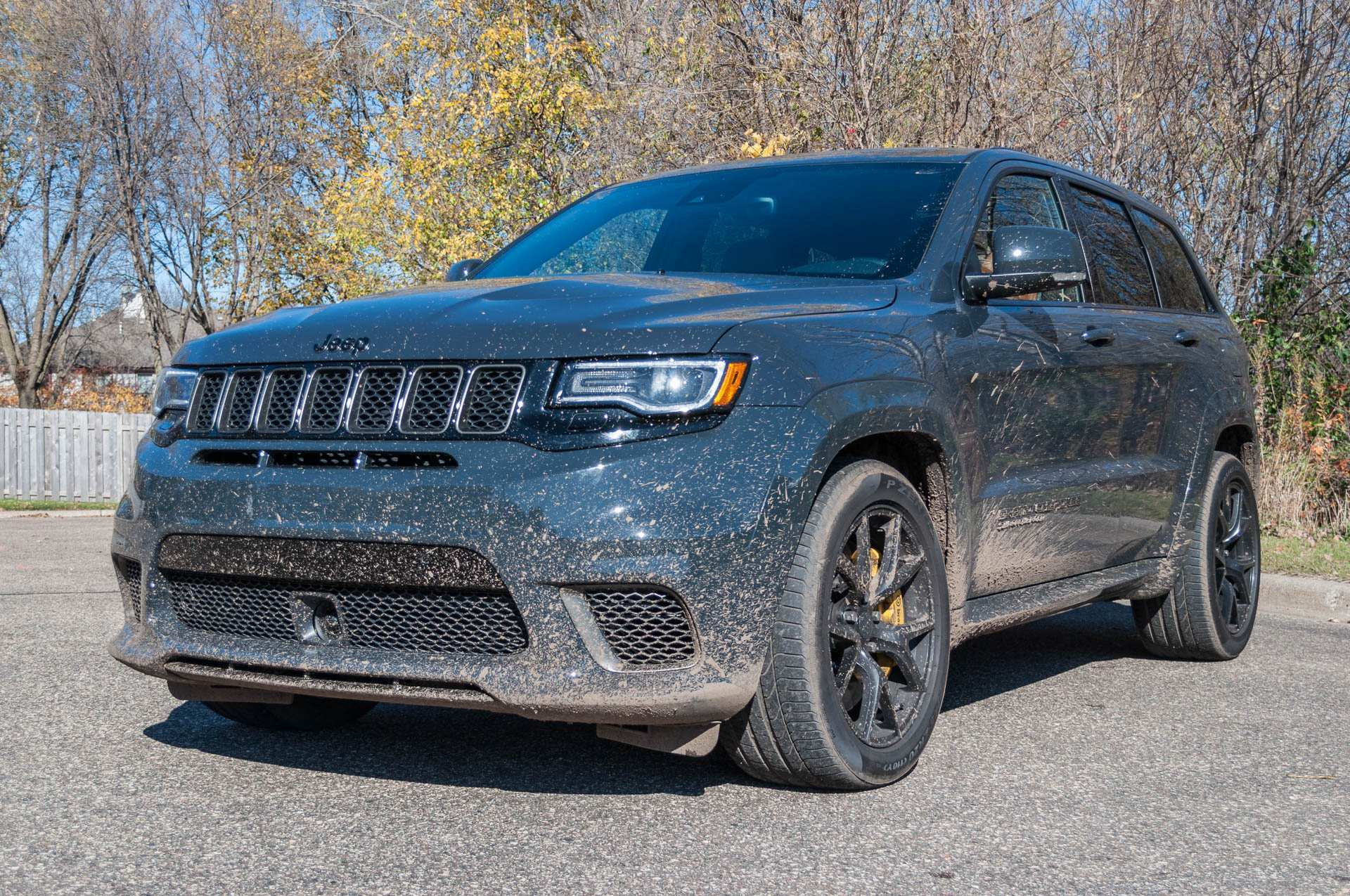 53 A 2020 Grand Cherokee Srt Hellcat Redesign And Review
