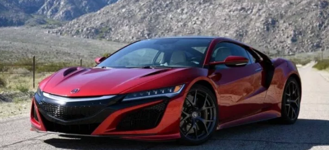 53 A 2020 Honda Nsx Price Design And Review