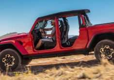 2020 Jeep Gladiator Availability