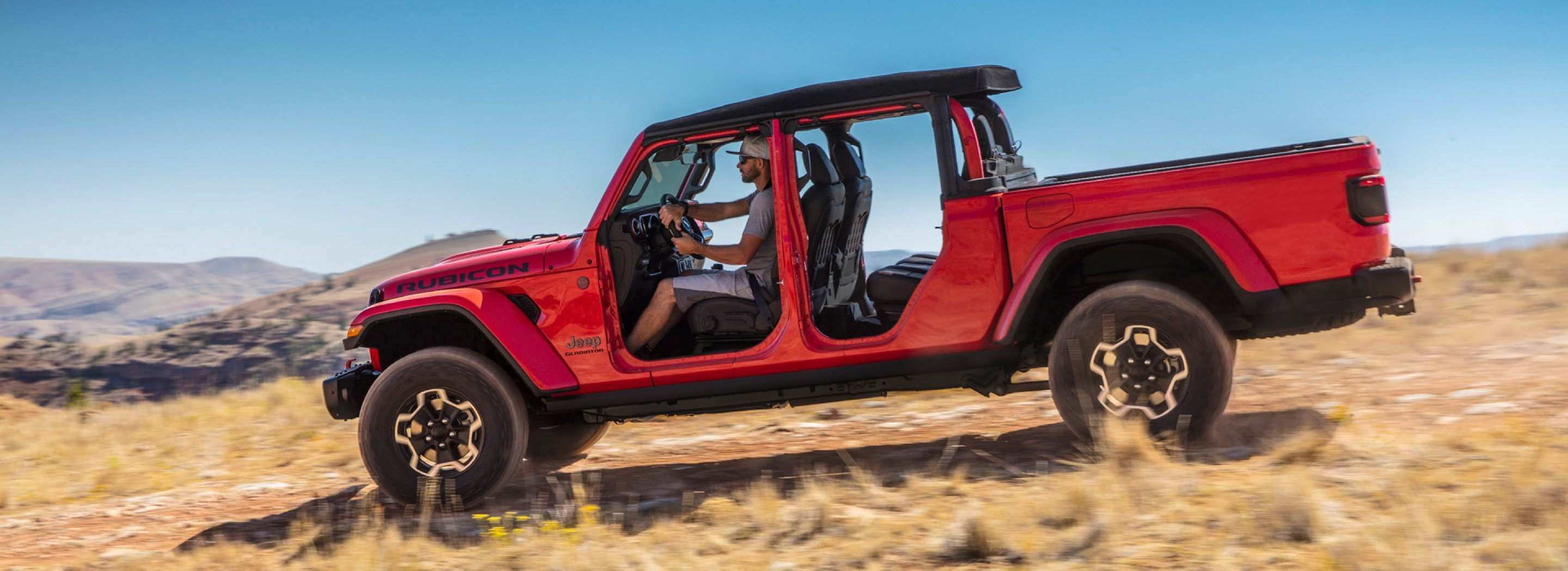 53 A 2020 Jeep Gladiator Availability Performance and New Engine