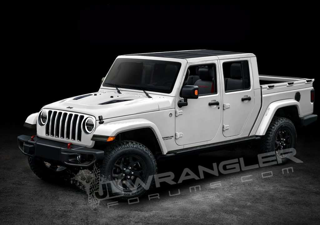 53 A 2020 Jeep Wrangler Unlimited Configurations