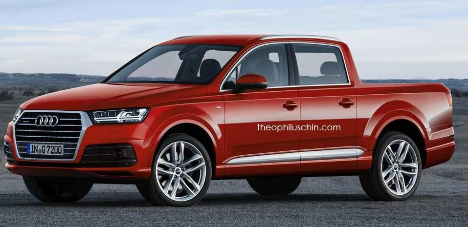 53 A Audi Pickup 2020 Prices