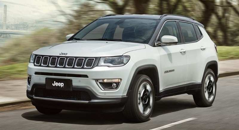 53 A Jeep Compass Facelift 2020 Overview
