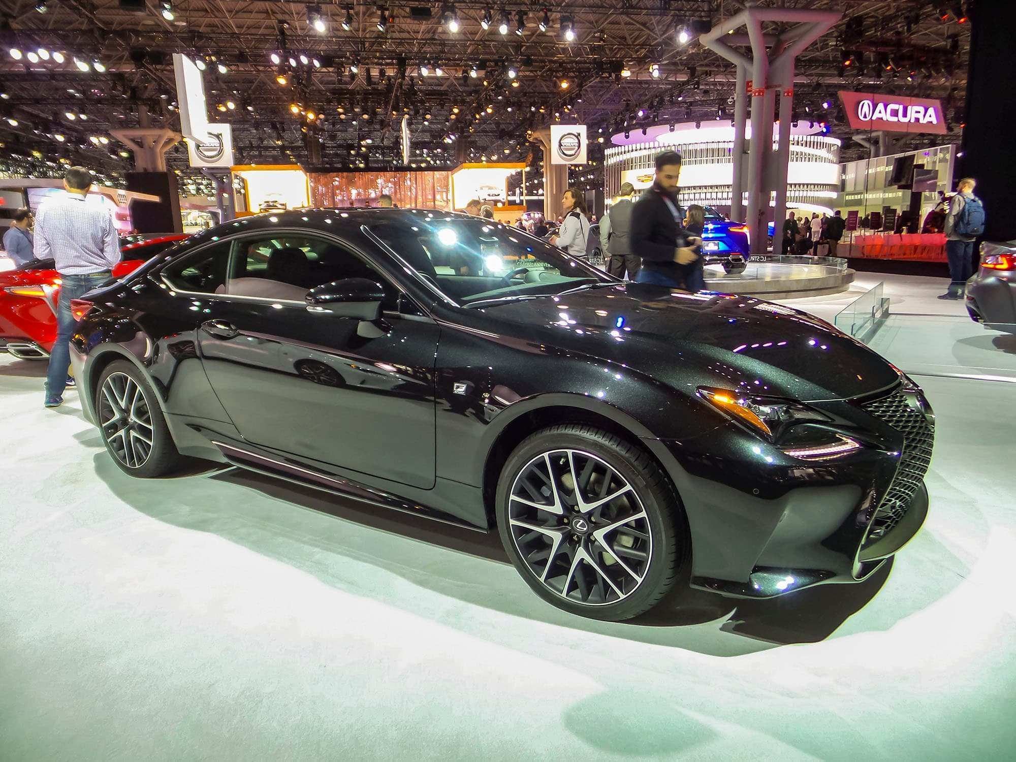 53 A Lexus 2019 F Sport Research New