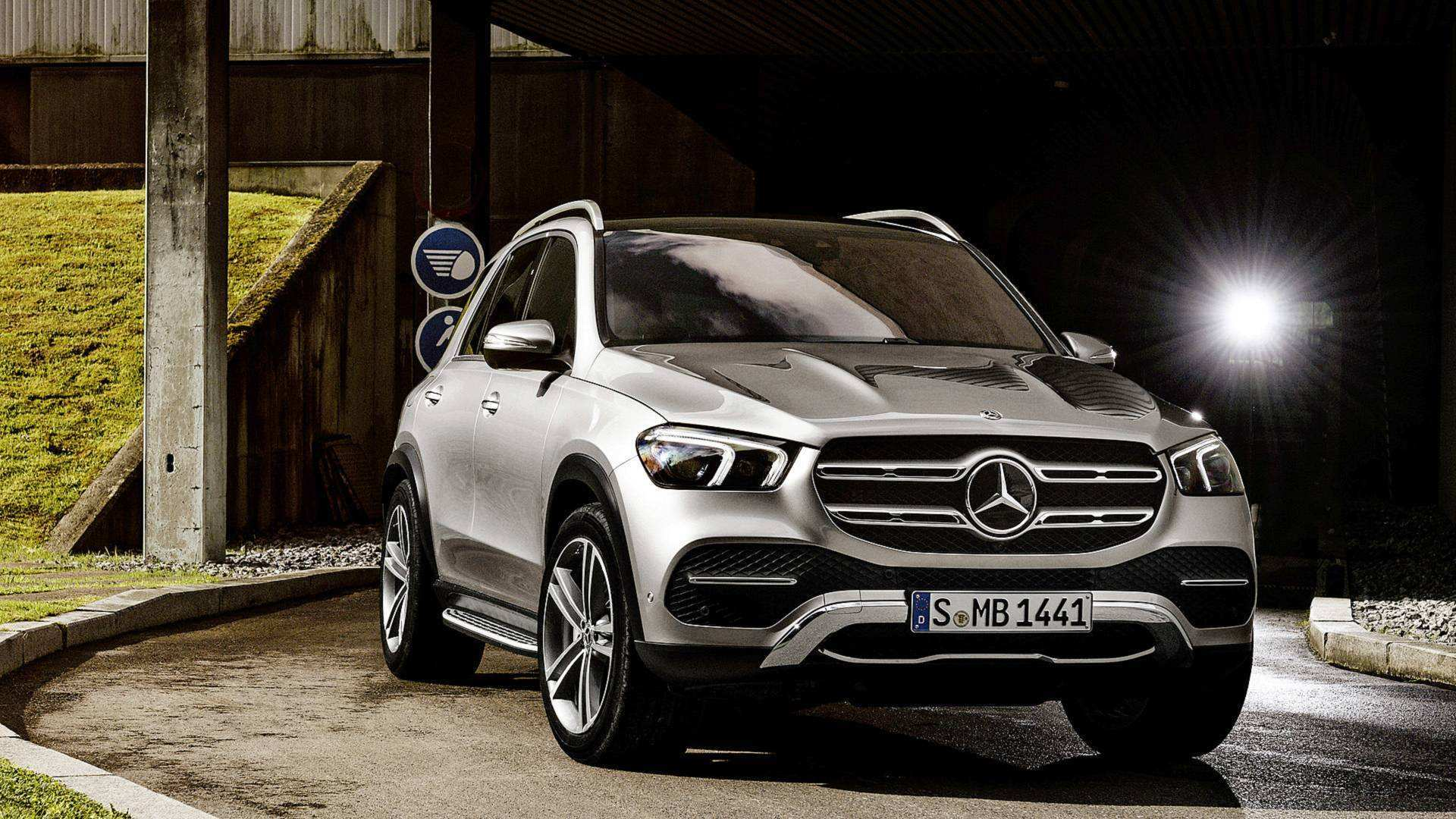 53 A Mercedes M Class 2019 Redesign And Concept